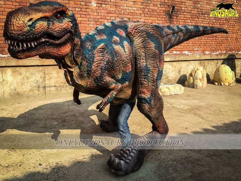 Visible Legs Dinosaur Suits for Sale