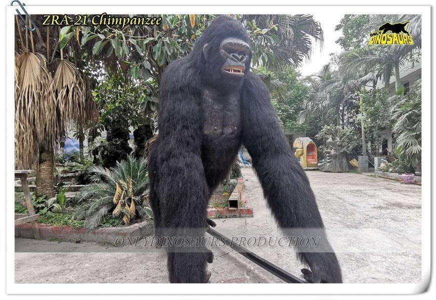 Realistic Animal King Kong