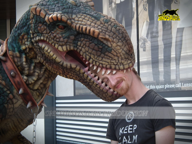 Realistic T-Rex Costume