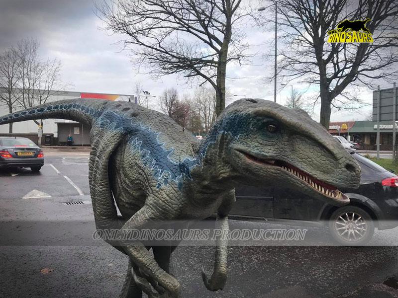 dinosaur costume rental