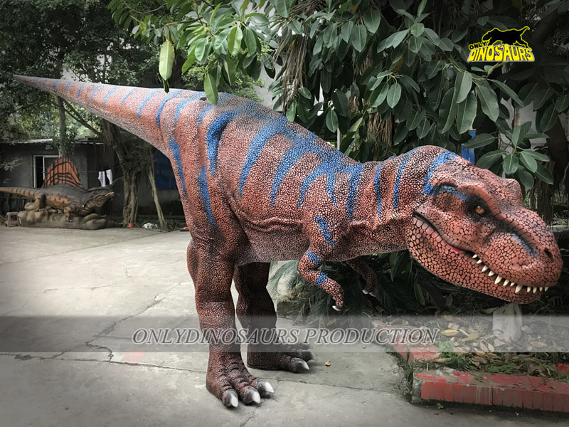 Big Realistic Dinosaur Costume