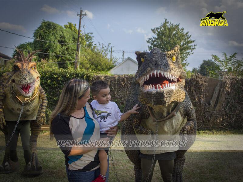 Dinosaur Costume for Kids Birthday Party