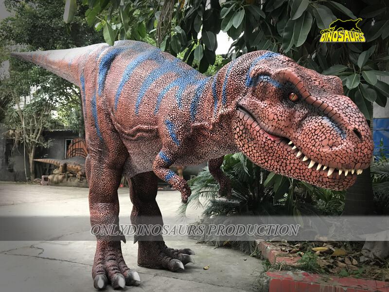 Super Realistic T-Rex Costume