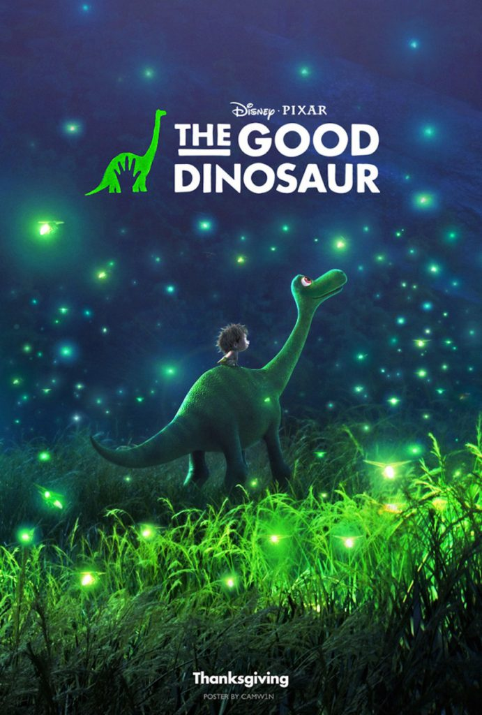 The good Dinosaur Disney Movie