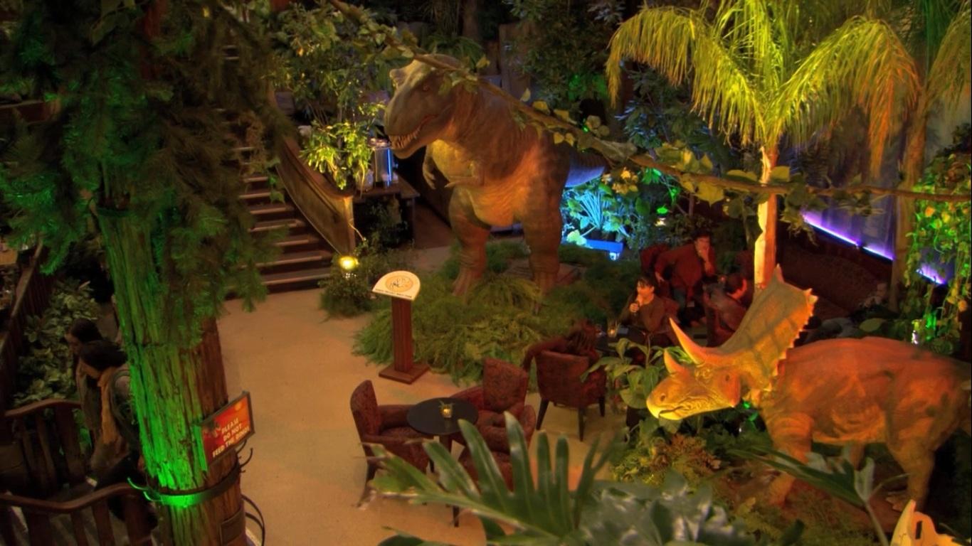Dinosaur Restaurants
