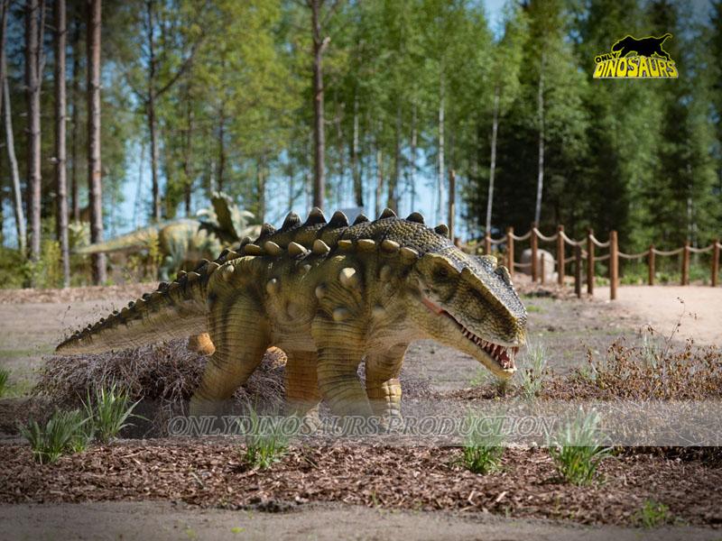 Animatronic Props Dinosaur
