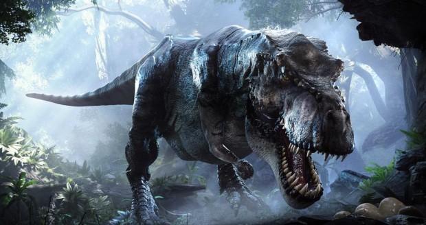 Back to Dinosaur Island VR