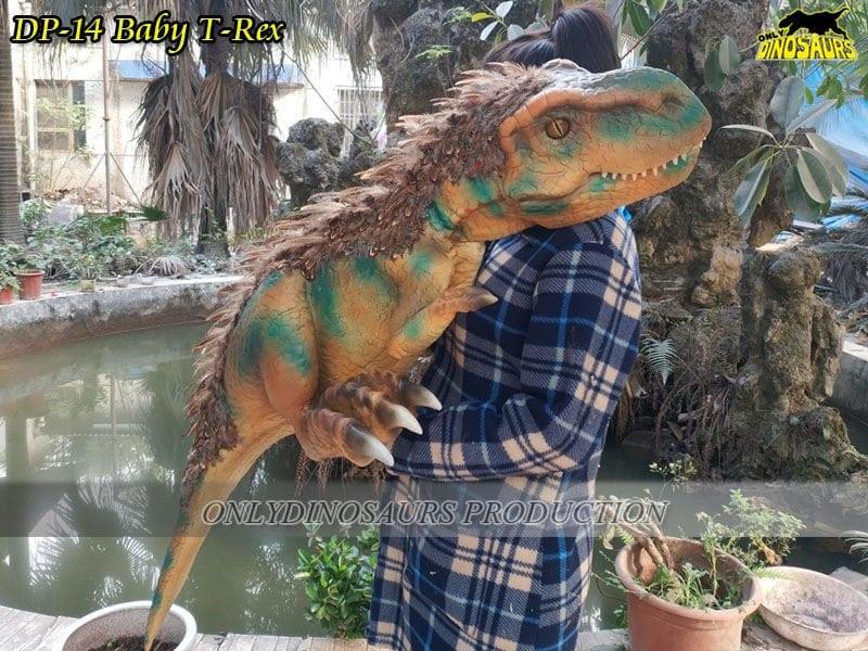 DP-14-Baby-Trex-Dinosaur-puppet