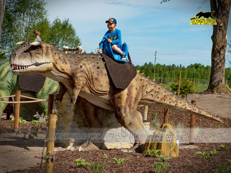Dinosaur Ride Props