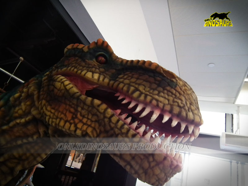 Jurassic T-Rex Costume