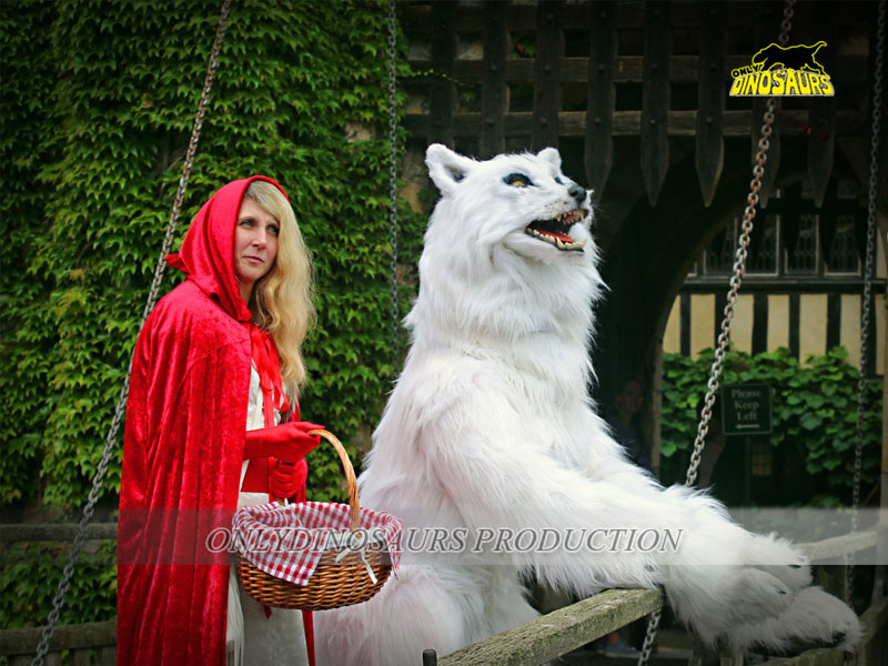Wolf Suit with Beauty