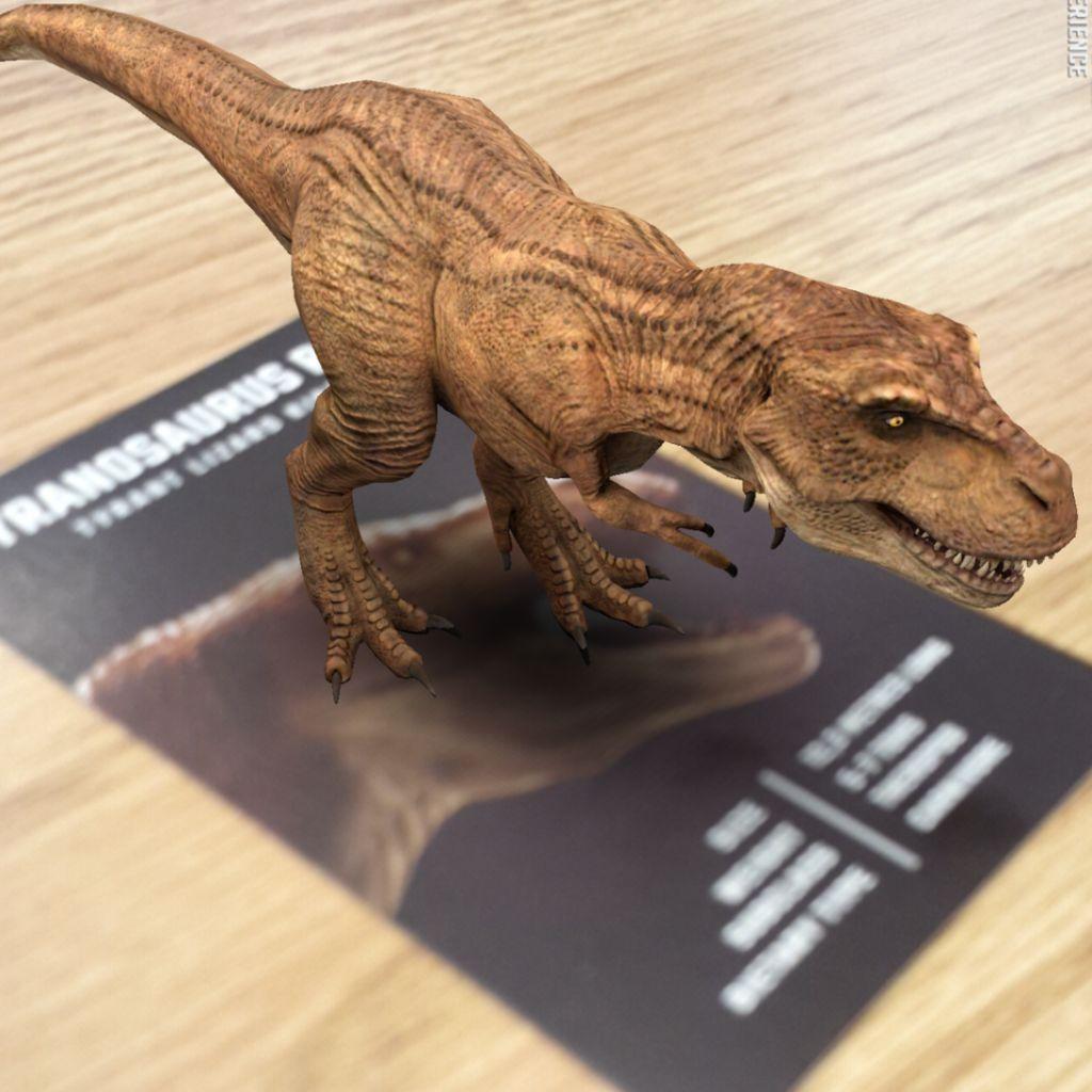 4d dinosaur experience