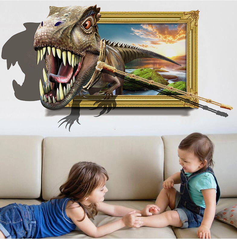 Home Decor with Dinosaurs