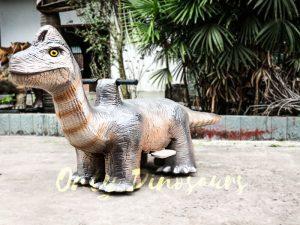 Animatronic Brachiosaurus Kiddie Dinosaur Ride