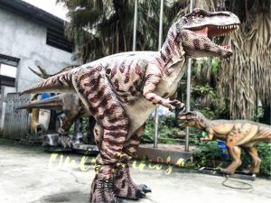 Commercial Activity Promotion   Dinosaur Costume