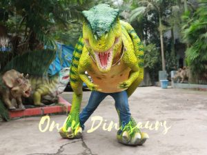 Dinosaur Suits Costume for Shows Tyrannosaurus