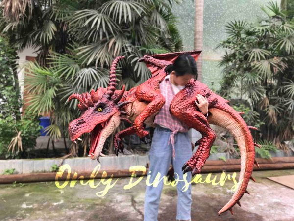 Eye-Catching-Full-Body-Puppet-Myths-Dragon-In-Red1-2