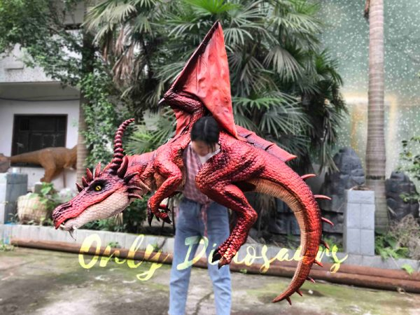 Eye-Catching-Full-Body-Puppet-Myths-Dragon-In-Red4-2