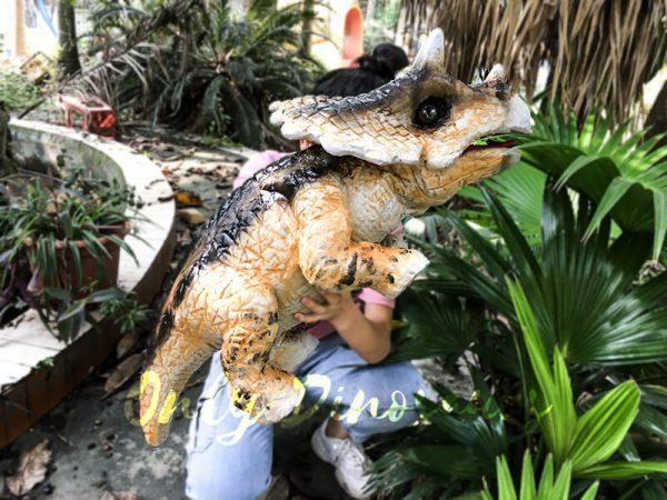 Hand Control Dinosaur Puppet Customized High Quality 1 1