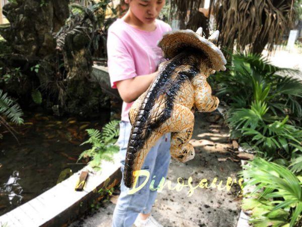 Hand Control Dinosaur Puppet Customized High Quality 3 1