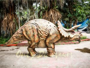 Huge Triceratops Dinosaurs Costume for Stage Show