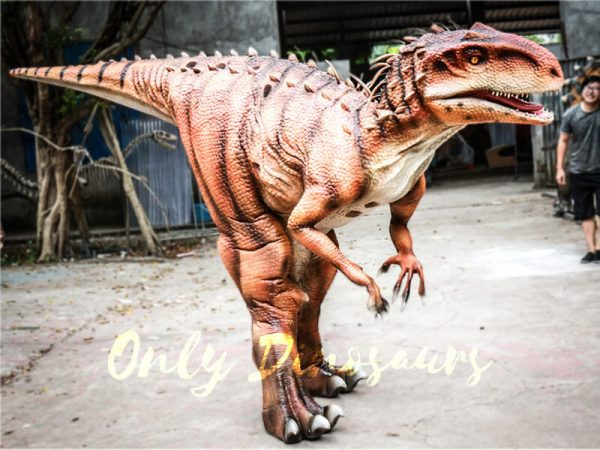 Indominus Rex Dinosaur Costumes Orange4 1