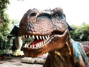 Jurassice Realistic Dinosaur Costume T-Rex