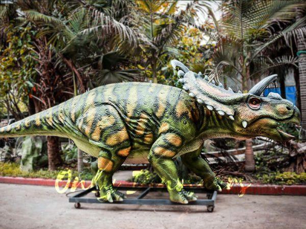 Life Size Artificial Dinosaur Animatronic Albertaceratops1 1