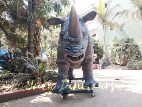 Museum Quality Realistic Animal Animatronics Rhinoceros6