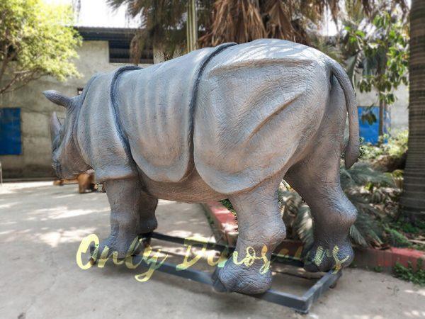 Museum Quality Realistic Animal Animatronics Rhinoceros7