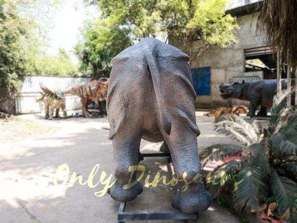 Museum Quality Realistic Animal Animatronics Rhinoceros8