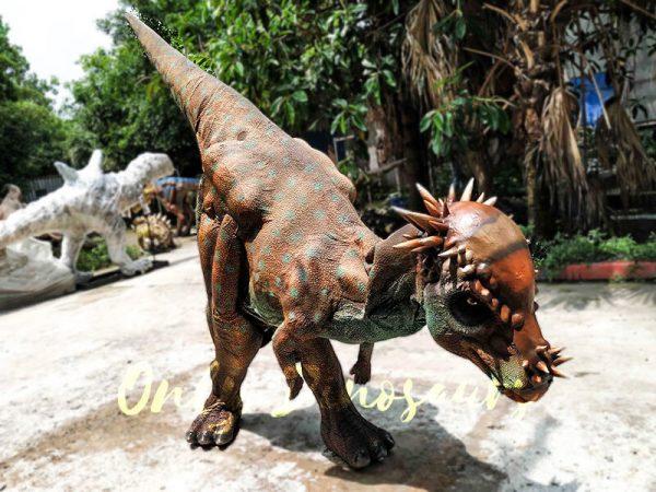 Pachycephalosaur Jurassic Park Walking Dinosaur Costume1 1