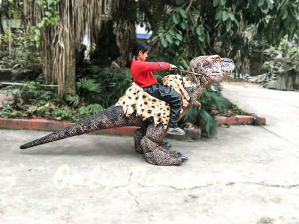 Riding Dinosaur Costume for Kids3 1