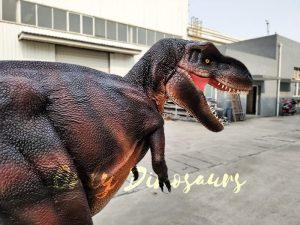 T-Rex Costume for Adults Hidden Legs