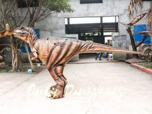 Trex Costume Jurassic Park Dinosaur