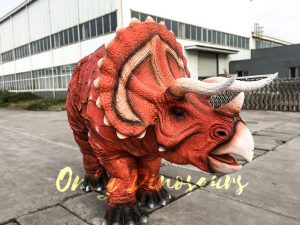 Triceratops Costume For Two Adults