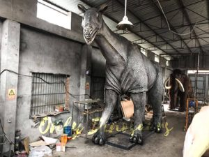 Animatronic Animals Paraceratherium for Exhibition
