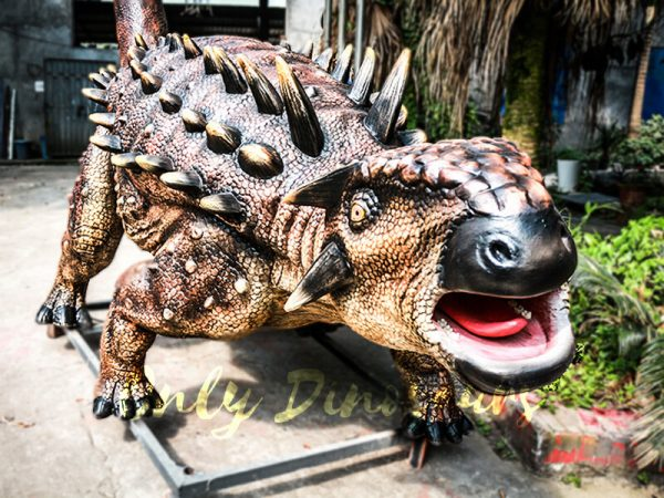 Animatronics Monster Ankylosaur for Dinosaur Theme5