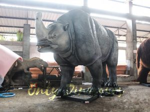 Artificial Animal Animatronic Embolotherium