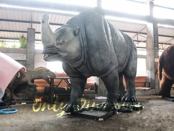 Artificial Animal Animatronic Embolotherium1