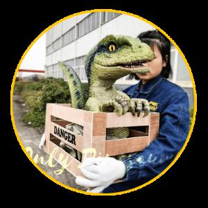 Crate Dinosaur Puppet thumbnail