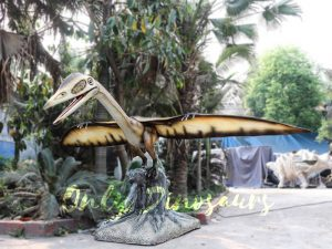 Dinosaur Event Props Animatronic Dinosaurs Pterosaur