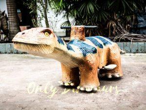 Dinosaur Rides Brontosaurus for shopping mall