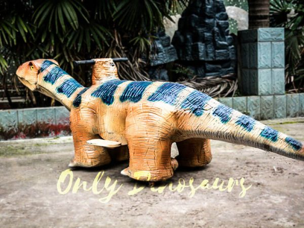 Dinosaur Rides Brontosaurus for shopping mall3