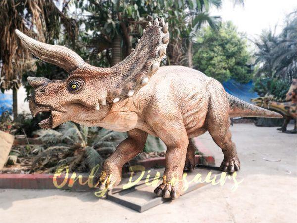 High Quality Animatronic Triceratops Robot Dinosaur1