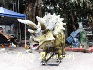 Jurassic Park Animatronics Triceratops for Sale