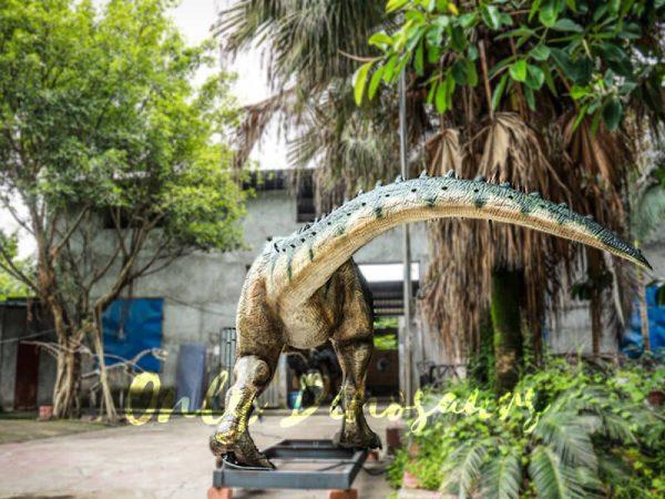 Jurassic Park Scariest Animatronics Allosaurus6