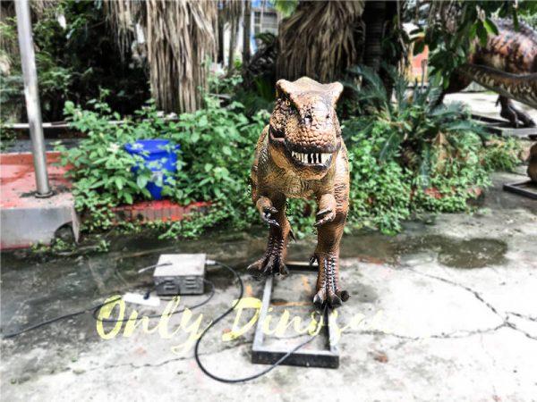Jurassic Park T rex Animatronic Prop for Vistitor5
