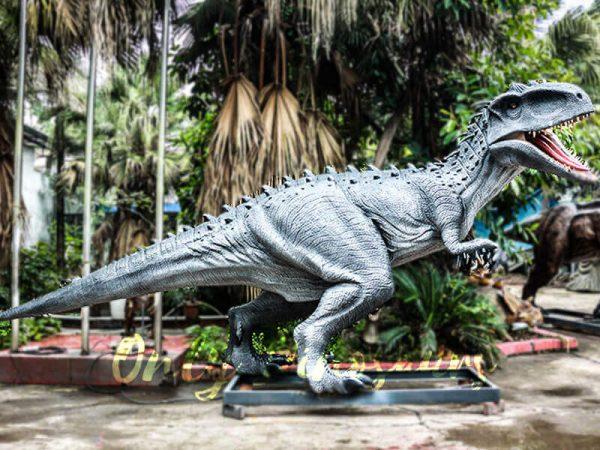 Jurassic World Indominus Rex Animatronic Model2