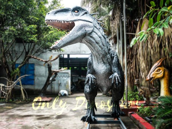 Jurassic World Indominus Rex Animatronic Model3